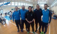 Coppa del Mondo Paralimpica di scherma, il team italiano al Centro Coni di Tirrenia
