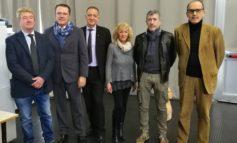 """IL COLLEGIO DEI GEOMETRI DI PISA DONA UN DEFIBRILLATORE AL """"SANTONI"""""""
