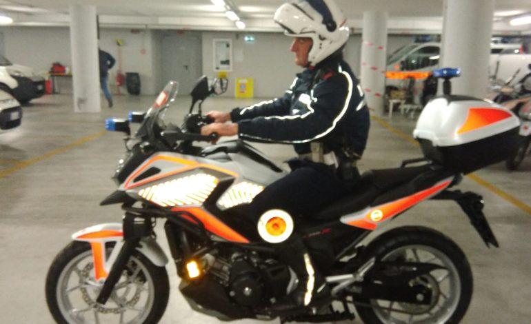 Pisa, due nuove moto per la Polizia Municipale