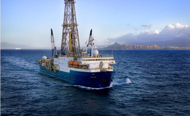 """Al via una spedizione oceanografica che studierà i """"terremoti silenti"""" e i loro legami con tsunami e grandi sismi"""