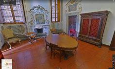 Con Google Street View un viaggio virtuale nei palazzi e nei giardini dell'Ateneo