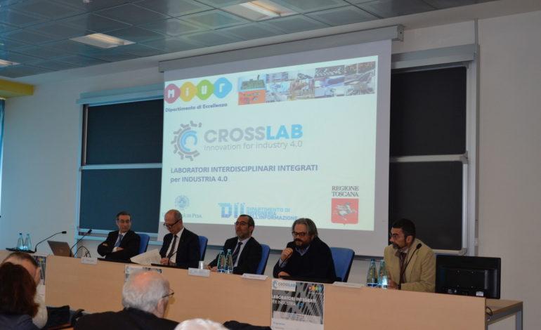 Pisa, al via i Crosslab, laboratori integrati e aperti alle imprese per Industria 4.0