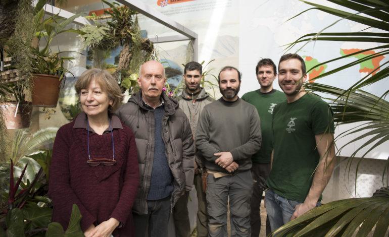 Inaugurazione della nuova serra tropicale dell'Orto e Museo botanico dell'Università di Pisa