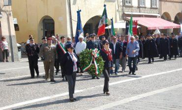 Cascina ha celebrato il 25 aprile
