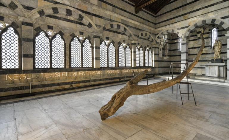 Pisa, alla Chiesa della Spina la mostra di Santarlasci