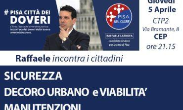 Elezioni amministrative: Latrofa incontra i cittadini