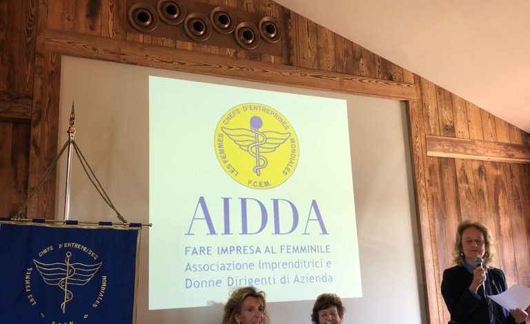 """A Firenze le donne di Aidda per il pianeta: """"Più sostenibilità, più incentivi"""""""