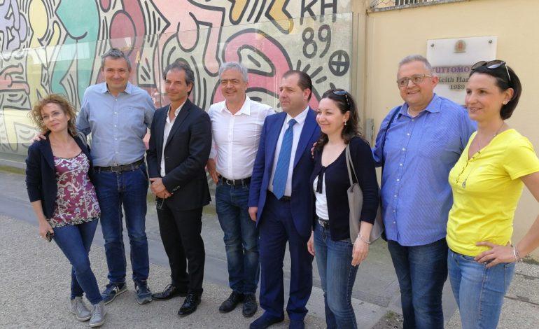 """Elezioni Pisa. il candidato del centrosinistra Serfogli: """"In campo con squadra unita e progetto di cambiamento"""""""