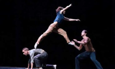 Pisa, al Teatro Verdi  IMPERFECT DANCERS COMPANY con EMPTY FLOOR