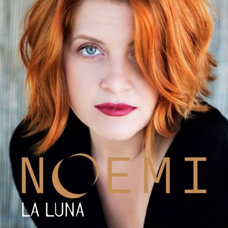 """Parte da Cascina il 25 maggio """"LA LUNA TOUR"""" di NOEMI"""