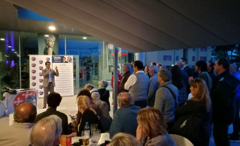 Latrofa e Pisa nel cuore invitano i cittadini in Largo Ciro Menotti per dire no a Canapisa