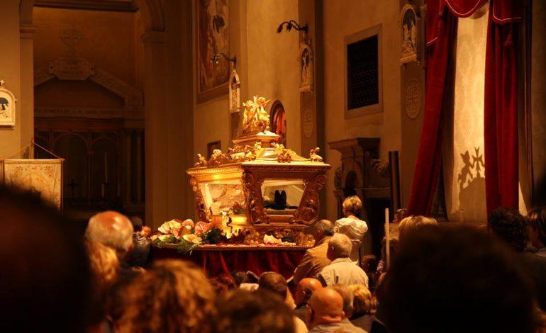 Calcinaia celebra Santa Ubaldesca