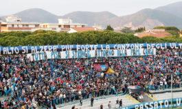 Pisa -Viterbese 2-3. Nerazzurri umiliati sul campo escono dai play-off