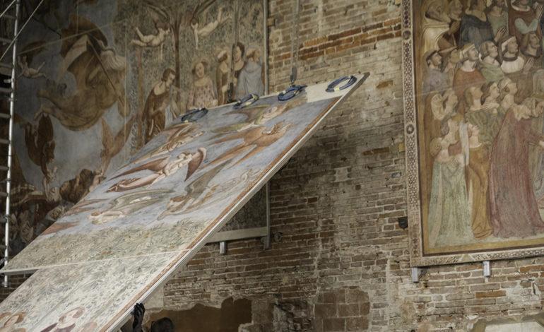 Il Trionfo della Morte torna nel Camposanto Monumentale di Pisa
