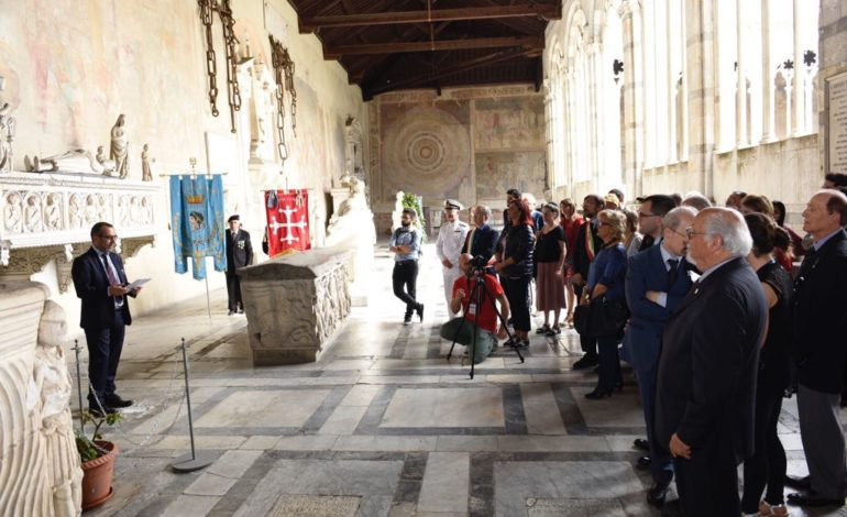 L'Università di Pisa ha inaugurato le celebrazioni per il 170° anniversario della battaglia di Curtatone e Montanara