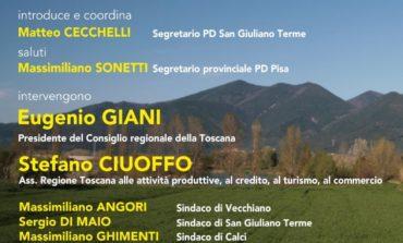 A Pappiana un incontro per parlare dello sviluppo del Monte Pisano