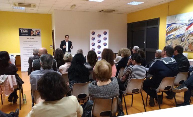 Elezioni Pisa, Latrofa (Pisa nel cuore) ha incontrato i cittadini di Piagge, Cisanello e Pisanova