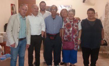 Una delegazione di imprenditori locali di Corleone visita la Valdera