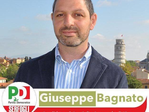 """Giuseppe Bagnato:""""E' arrivato il momento di dare il mio contributo a questa bella città"""""""
