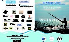"""""""Tutti a Pesca"""", il mini raduno di pesca per bambini realizzato da Pegaso Special fishing, AIPD Pisa Onlus e Associazione Persone Williams Italia"""