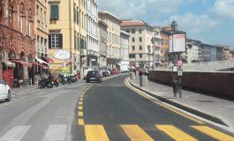 Domenica 24 novembre mercato sui Lungarni. Le modifiche al traffico