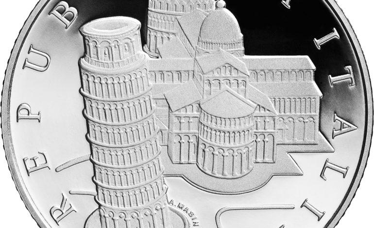 Coniata una moneta dedicata 900 anni della Cattedrale di Pisa