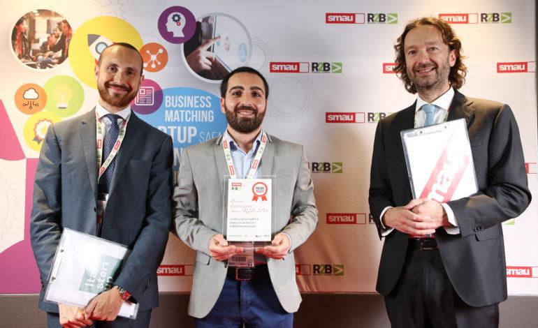 Il Centro Piaggio dell'Università di Pisa vince il Premio Innovazione a SMAU Bologna
