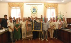 Cascina, Targa del Consiglio comunale a Libero Cosci, superstite del massacro di Cefalonia del 1943