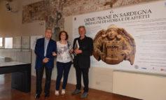 """Pisa, Museo della Grafica - Palazzo Lanfranchi, inaugurata la mostra """"Orme pisane in Sardegna"""""""
