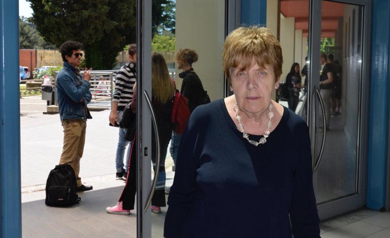 Rosella, 73 anni, studentessa di Scienze politiche a Pisa, pronta per l'Erasmus