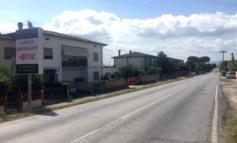 Calcinaia, via Giovanni XXIII chiusa per lavori