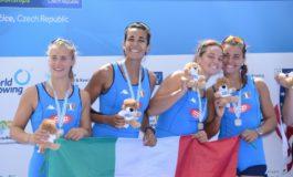 Canottieri Arno, atleti festeggiati in Consiglio Comunale