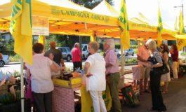 Lo storico mercato di Campagna Amica del Consorzio Agrario si sposta nella Darsena Pisana