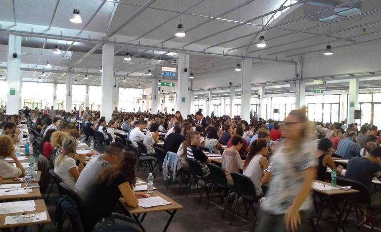 Al via i concorsi per l'ammissione ai corsi ad accesso programmato dell'Università di Pisa