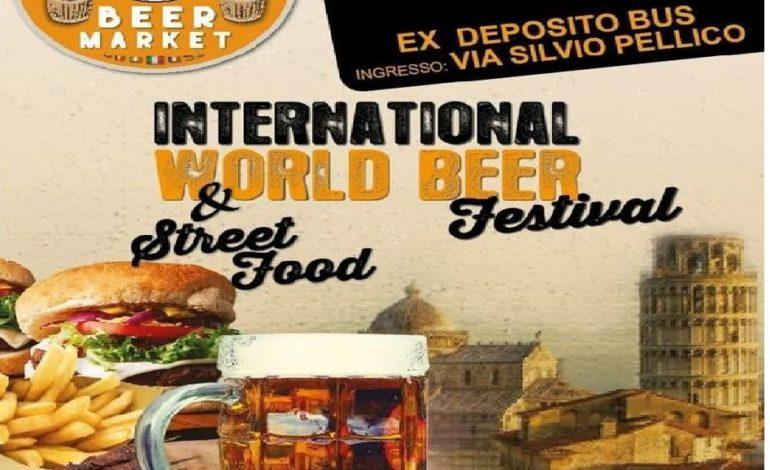 Birra, cibo e divertimento con European Beer market