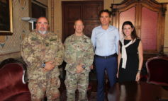 Il Sindaco di Pisa ha incontrato il comandante della Guarnigione di U.S. Army di Camp Darby