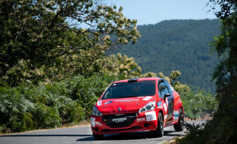 Rally di di Casciana Terme, Lorenzo Sardelli pronto per affrontare la gara