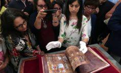 """Pisa, incontro sul """"Codex Purpureus Rossanensis"""""""