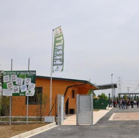 Calcinaia, la stazione ecologia aumenta l'orario di apertura