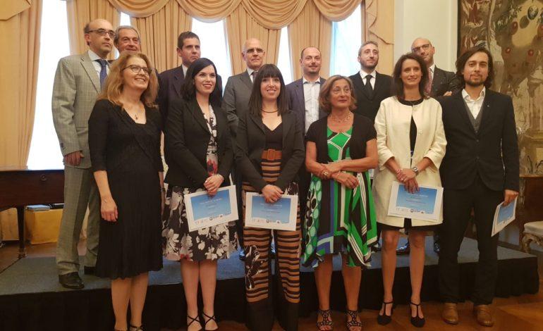 Una laureata dell'Università di Pisa tra i giovani scienziati premiati all'ambasciata italiana di Londra