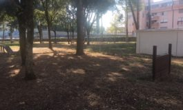 Pisa, riqualificata l'Area verde via Betti
