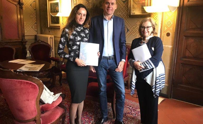 Il Sindaco di Pisa incontra il console onorario per la Grecia