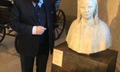 Pisa, inaugurato il busto dedicato all'eroina risorgimentale Rose Montmasson