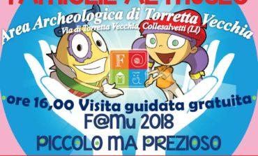 Giornata Nazionale delle Famiglie al Museo: visita all'Area Archeologica di Torretta Vecchia
