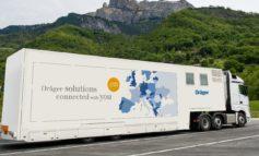 Per la prima volta il Dräger Safety Roadshow sarà a Migliarino Pisano (PI)