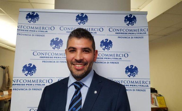Francesco Ciampi è il nuovo presidente del Gruppo Giovani Imprenditori di Confcommercio Toscana
