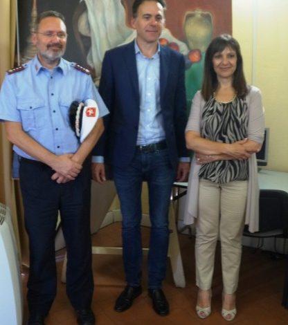 Pisa, il Sindaco Conti e ll'assessore Bonanno esprimono apprezzamento per il lavoro della Polizia Municipale