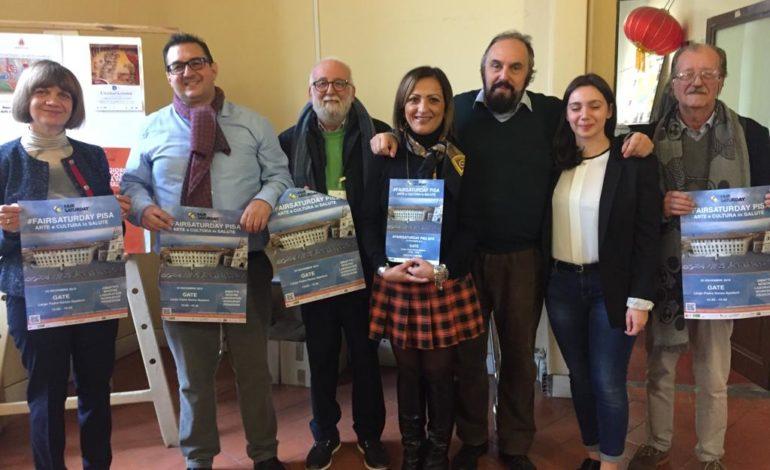 """A Pisa l'evento """"ARTE E CULTURA IN SALUTE"""""""