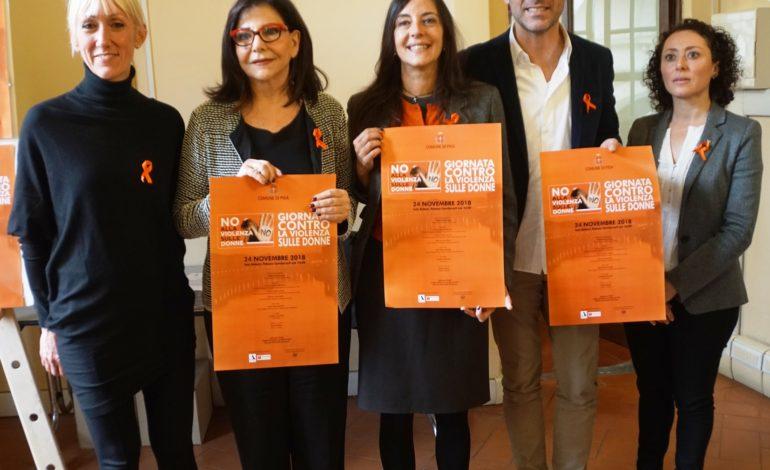 Giornata contro la violenza sulle donne: le iniziative dell'Amministrazione comunale di Pisa