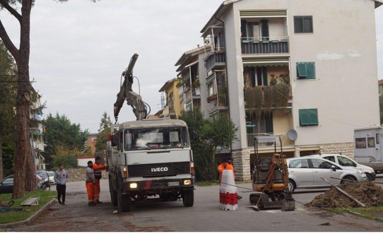 Pisa, iniziano i lavori di riqualificazione ai Passi
